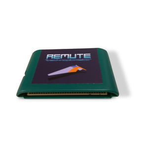 Technoptimistic by Remute (MegaDrive/Genesis Cartridge) - CastleMania Games