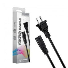 Load image into Gallery viewer, 8ft AC Power Cable Supply Cord - Figure 8 - CastleMania Games
