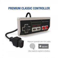 Load image into Gallery viewer, Hyperkin RetroN 1 HD Gaming Console for Original Nintendo NES Games - Gray - CastleMania Games