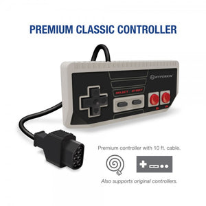 Hyperkin RetroN 1 HD Gaming Console for Original Nintendo NES Games - Gray - CastleMania Games