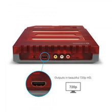 Load image into Gallery viewer, RetroN 3 HD Console for NES®, Super NES®  and Genesis® (Jasper Red) - Hyperkin - CastleMania Games