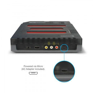 RetroN 3 HD Console for NES®, Super NES®  and Genesis® (Space Black) - Hyperkin - CastleMania Games