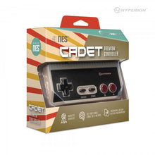"Load image into Gallery viewer, ""Cadet"" Premium Controller for NES® (Gray) - Hyperkin - CastleMania Games"