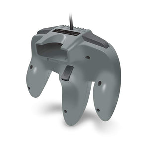 """Captain"" Premium Controller for N64® (Gray) - Hyperkin - CastleMania Games"