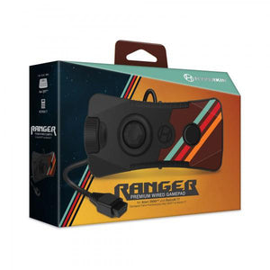 """Ranger"" Premium Wired Gamepad for Atari 2600™/ RetroN 77 - Hyperkin - CastleMania Games"