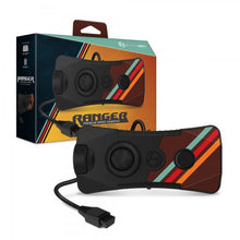 "Load image into Gallery viewer, ""Ranger"" Premium Wired Gamepad for Atari 2600™/ RetroN 77 - Hyperkin - CastleMania Games"