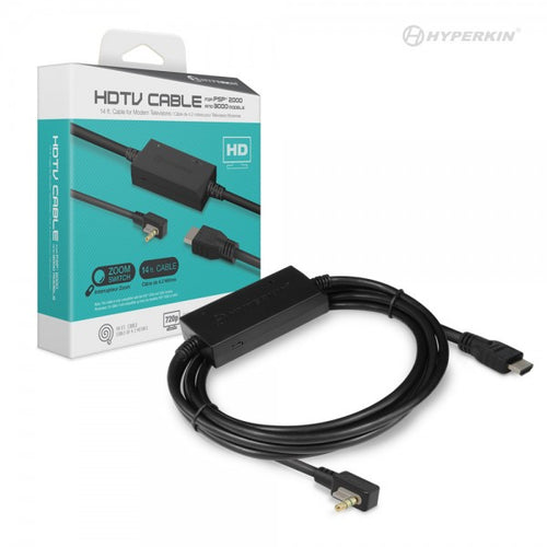 SONY PSP® 2000 and 3000 HDMI Cable by Hyperkin - CastleMania Games