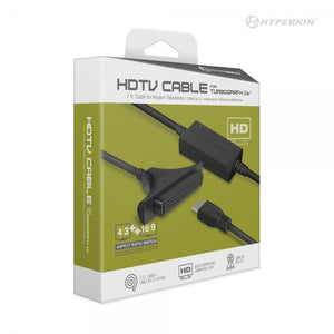 TurboGrafx16® HDTV Cable by Hyperkin - CastleMania Games