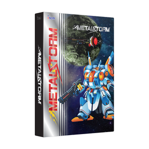 MetalStorm Collector's Edition - Galactic Blue - CastleMania Games