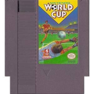 Nintendo World Cup (NES) - CastleMania Games