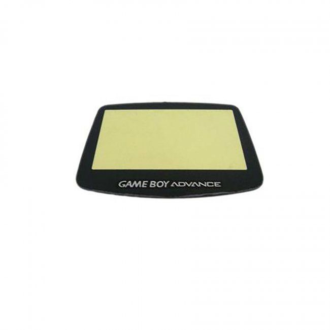 GBA - Repair Part - Replacement Plastic Screen Lens (Nintendo) - CastleMania Games