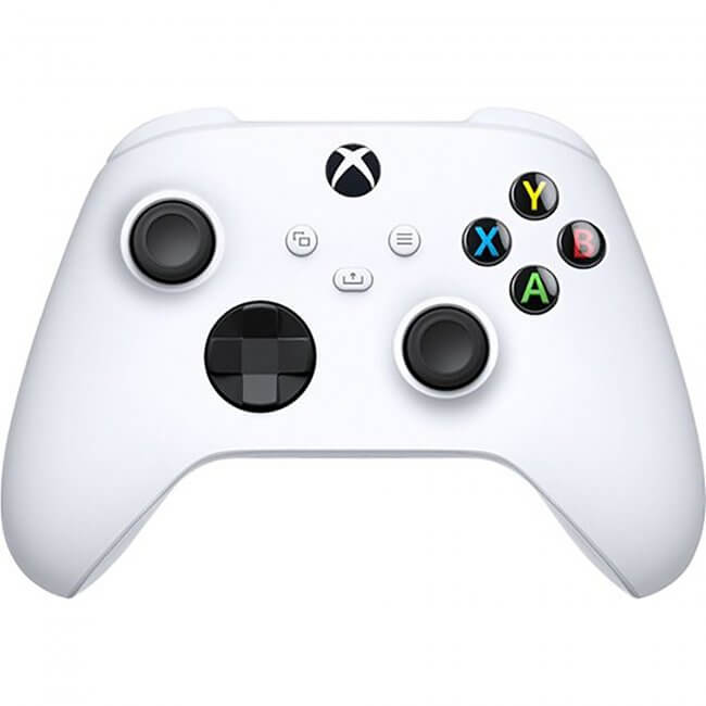 Xbox Series X Wireless Controller - Robot White - CastleMania Games