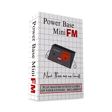 PowerBase Mini FM - CastleMania Games