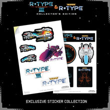 Load image into Gallery viewer, R-Type III & Super R-Type Collector's Edition - Black - CastleMania Games