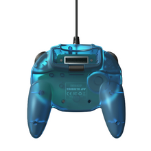 Load image into Gallery viewer, Retro-Bit Tribute64 Controller for the N64 - Ocean Blue - CastleMania Games