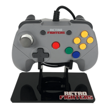 Load image into Gallery viewer, Retro Fighters Brawler64 N64 Controller Display Stand - CastleMania Games