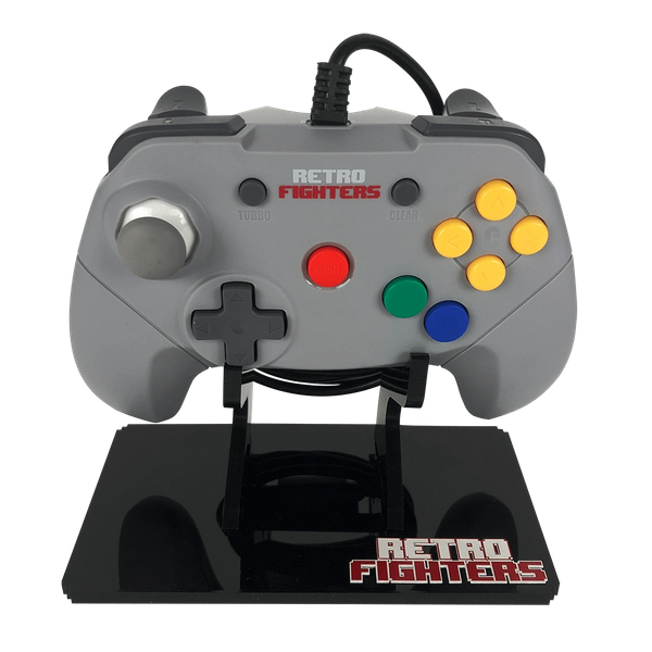 Retro Fighters Brawler64 N64 Controller Display Stand - CastleMania Games