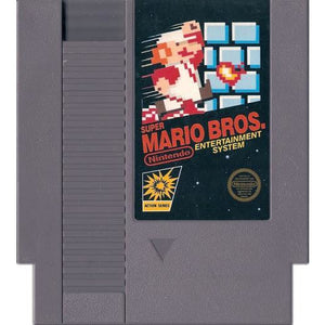 Super Mario Bros (NES) - CastleMania Games
