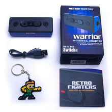 Load image into Gallery viewer, Retro Fighters Warrior Wireless Adapter for Switch & PC - Wave Bird Compatible - CastleMania Games