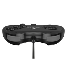Load image into Gallery viewer, Retro-Bit Official Sega Saturn Controller - Black - CastleMania Games