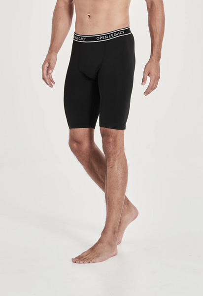 Introducing the Hayden Compression - the best men's running compression shorts