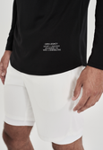 Men's Black Athleisure Wear