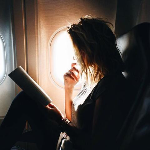 Airplane Reading