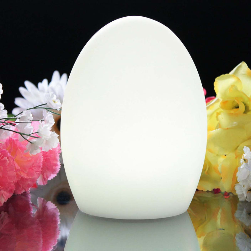 LED Bedside Lamp Battery Operated, Kids Night Light, Multicolor, 19cm