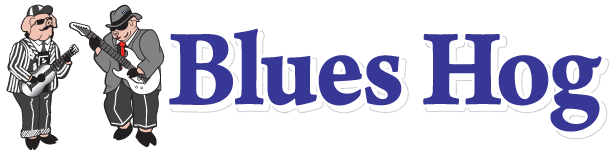 Image result for blues hog logo