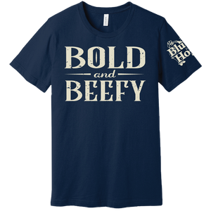 Bold & Beefy T-shirt - Blues Hog - Blues Hog