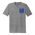 Logo Pocket T-shirt - Blues Hog