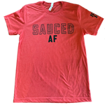 Sauced AF Short Sleeve Shirt