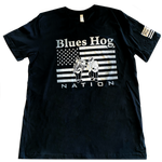 BH Nation Flag Short Sleeve Shirt