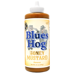 Blues Hog Honey Mustard Sauce Squeeze Bottle 21 oz.