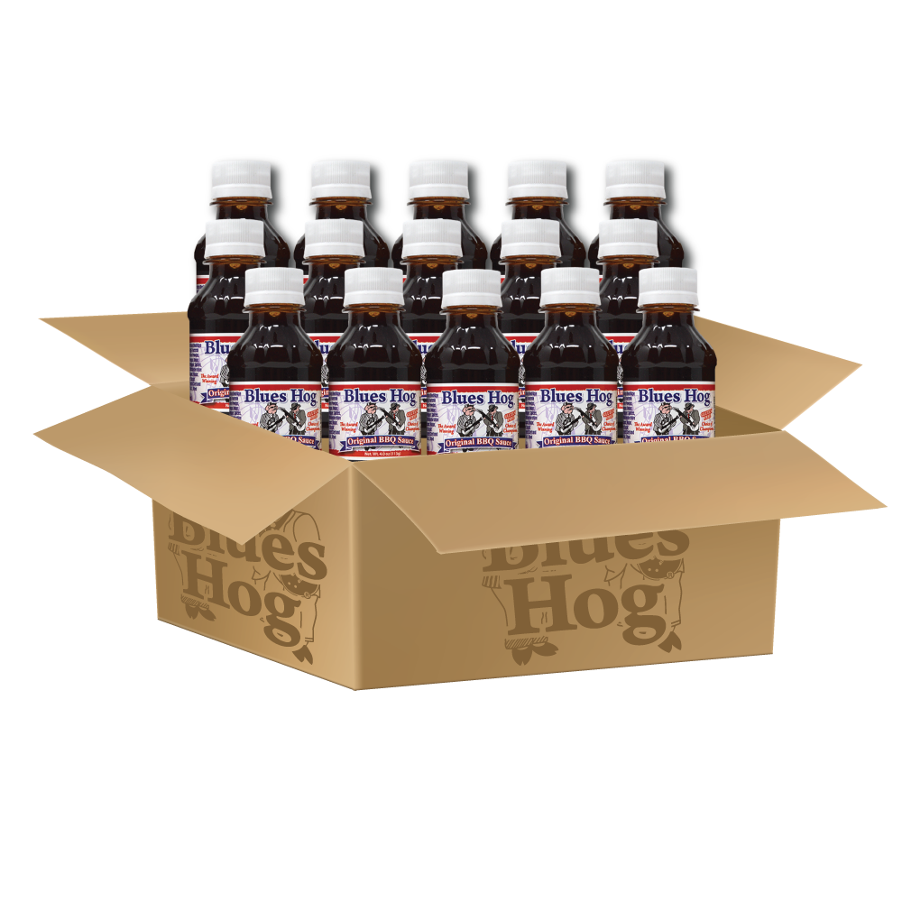 PARTY PACK (15) - Original BBQ Sauce 4 oz.