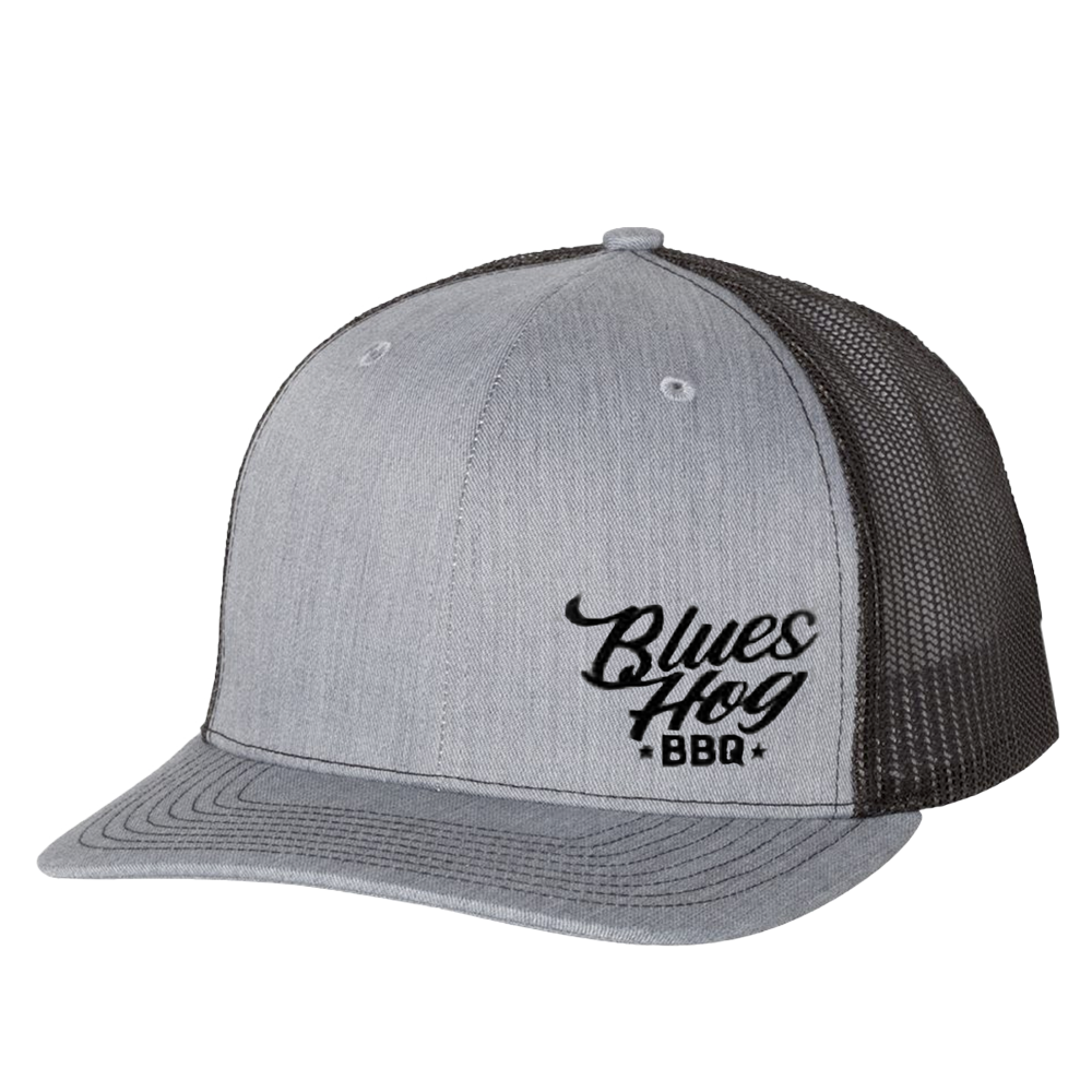 Side Logo Hat - Blues Hog