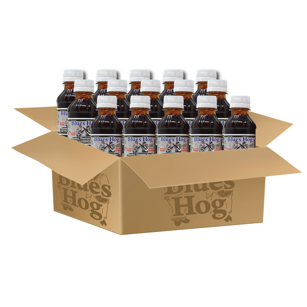 PARTY PACK (15) - Smokey Mountain BBQ Sauce 4 oz.