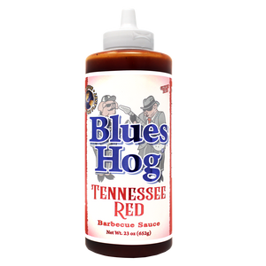 Tennessee Red Sauce Squeeze Bottle 23 oz. - Blues Hog