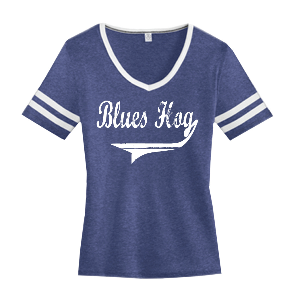 Blues Hog Women's Vintage T-shirt