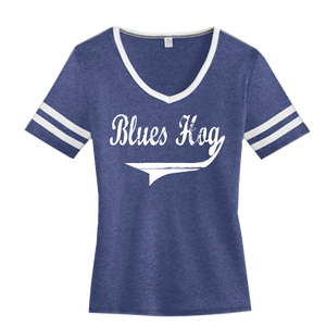 Blues Hog Women's Vintage T-shirt - Blues Hog
