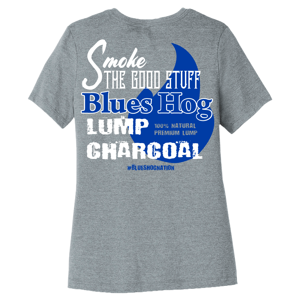 Lump Charcoal - T-shirt - Blues Hog