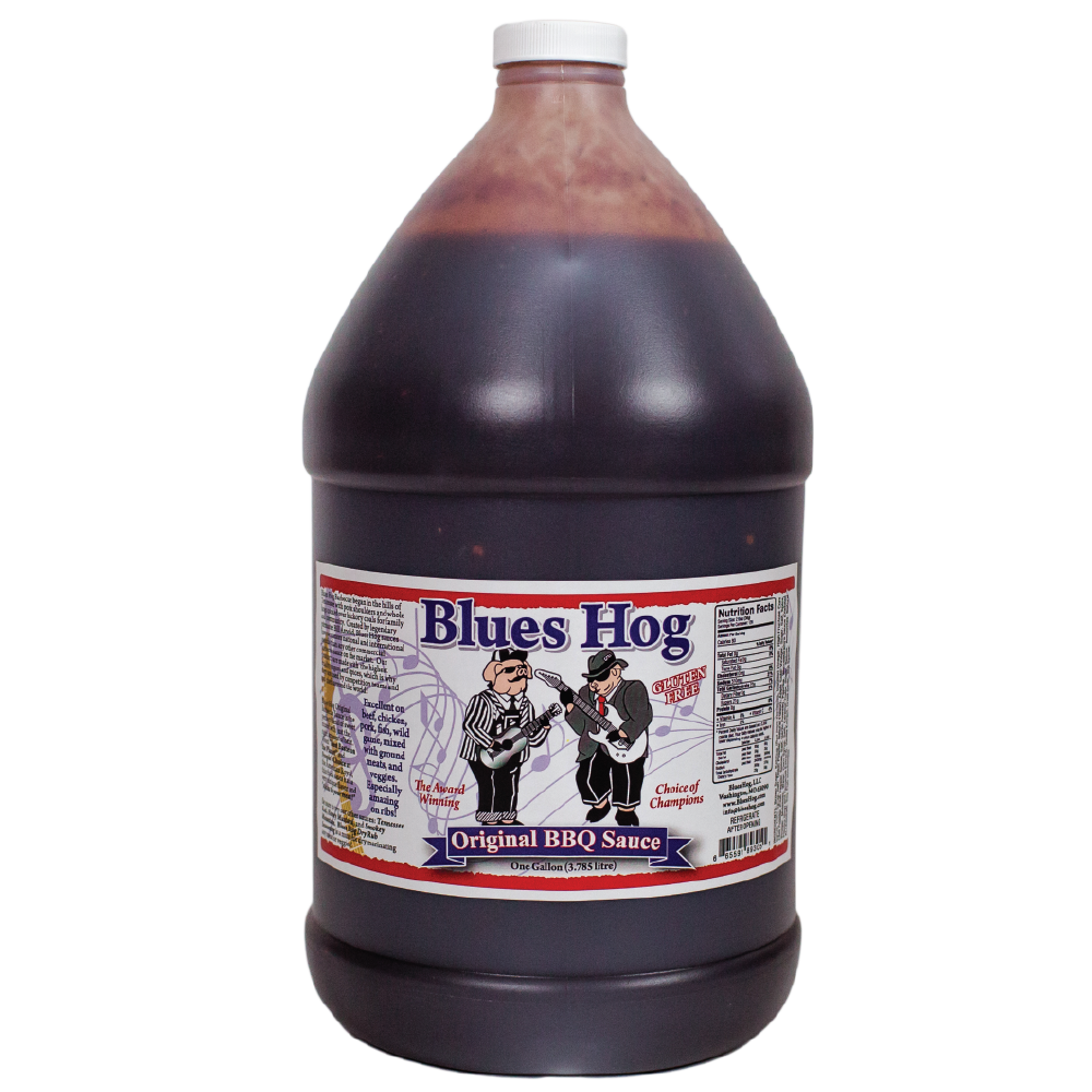 Original BBQ Sauce 128 oz. - Blues Hog