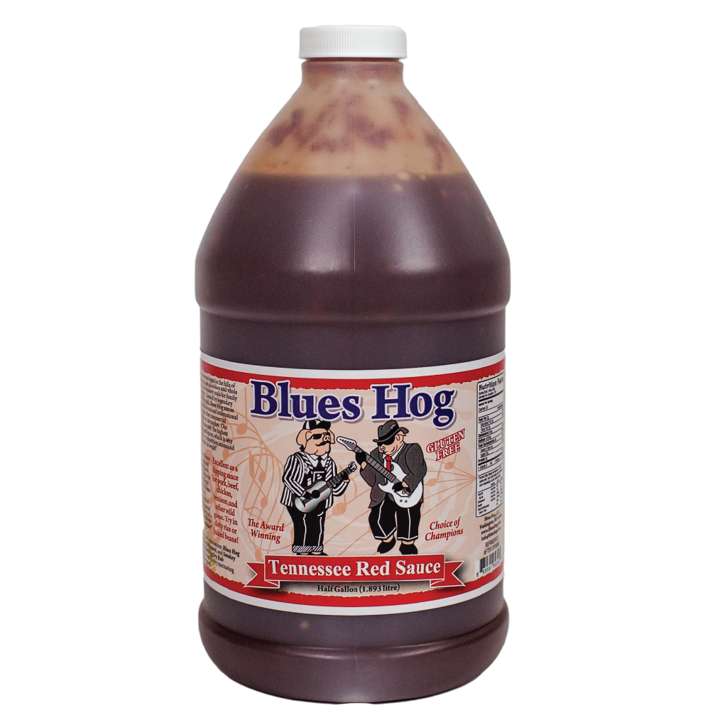 Tennessee Red Sauce 64 oz. - Blues Hog