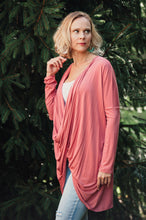 Load image into Gallery viewer, More Love Drape Top  - The Peach Mimosa