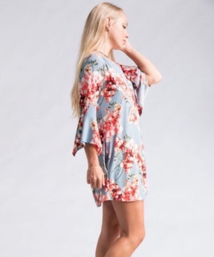 Something Wonderful Dress  - The Peach Mimosa