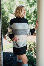 Load image into Gallery viewer, Falling in Love Sweater Dress  - The Peach Mimosa