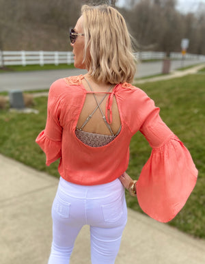 Sunset Glow Top