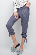 Load image into Gallery viewer, Annaliese Twill Joggers  - The Peach Mimosa