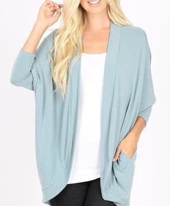 Chill Kind of Day Cocoon Cardi