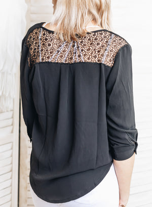 A Quiet Elegance Top